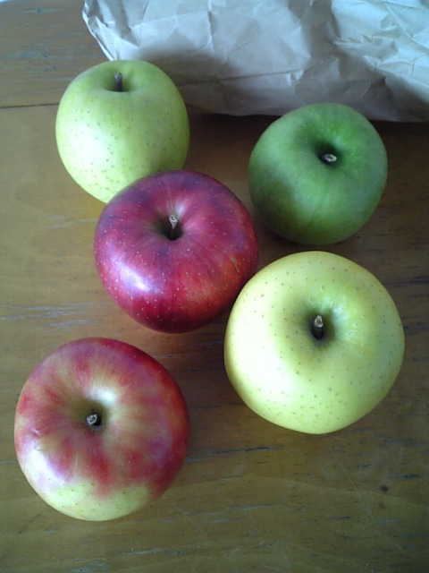 りんご祭り