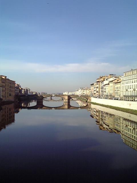 そしてフィレンツェに来ました