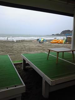 夏の海スタート!
